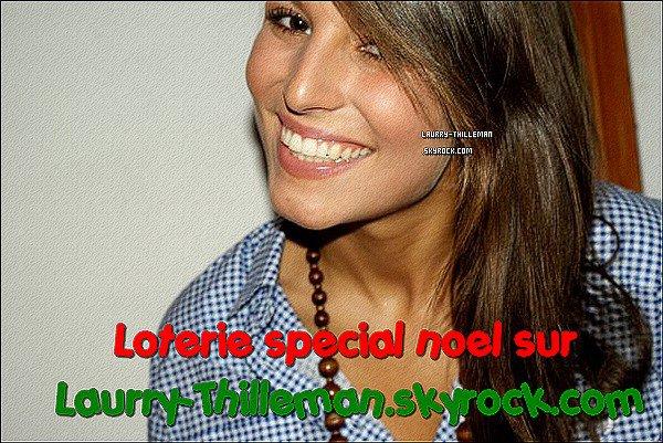 .  Laurry-Thilleman.skyrock.com organise sa première loterie spécial Noel !.