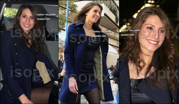 . 22/01 Miss France 2011 arrivant à Cannes, dans un hôtel (dernière image) pour se rendre ensuite aux NRJ Music Awards.  .