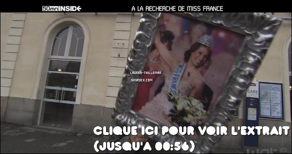 . 28/01 Découvre le sommaire de l'émission '50 Minutes Inside', on y voit une affaire consacrée a Miss France 2011 avec Christophe Beaugrand. L'émission sera diffusé le Samedi 29 janvier 2011 sur TF1.  .