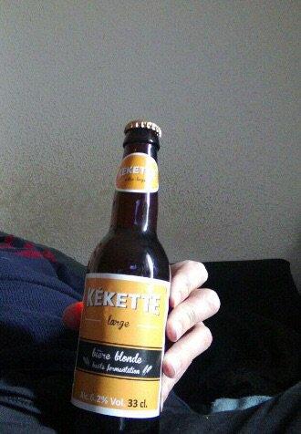 Qui aimerait partager une Kékette avec moi?