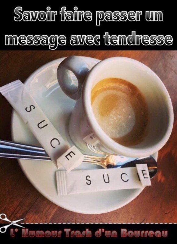 Message subliminal...