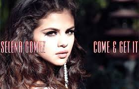 "Nouvelle photo du single ""Come And Get It""."