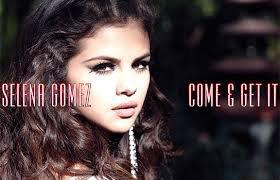 """Nouvelle photo du single """"Come And Get It""""."""