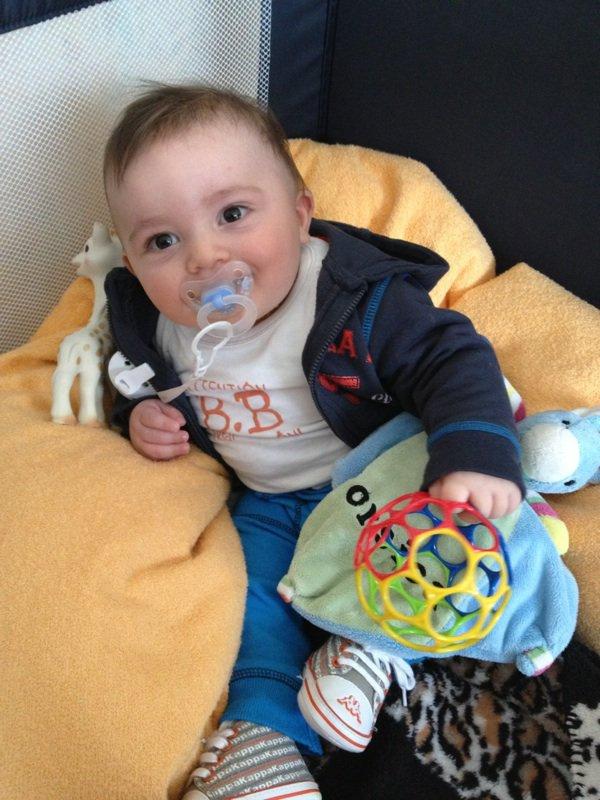 mon fils a 6 mois
