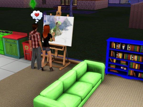 Une peinture...??