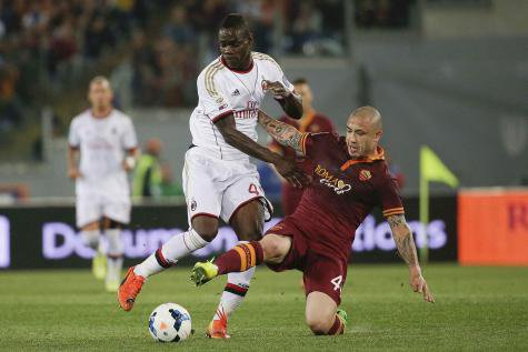 AS Roma - AC Milan : 2-0