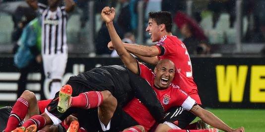 1/2 final retour de l'Europa League: Juventus 0-0 Benfica Lisbonne