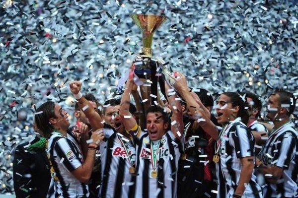 La Juventus Turin championne d'Italie