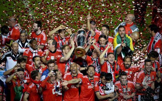 Benfica champion !