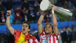 L'Atletico Madrid champion de Liga
