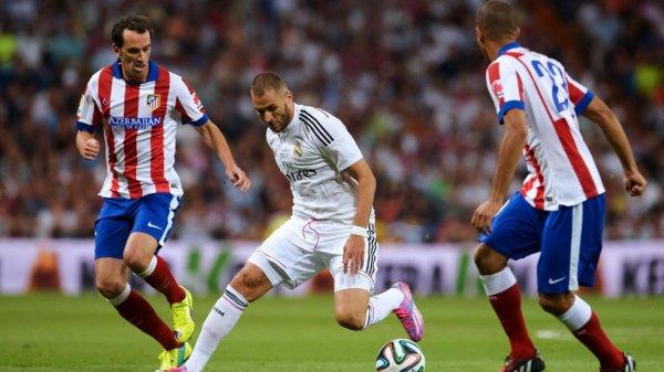 Le Real Madrid et l'Atletico (1-1) laissent la décision à vendredi