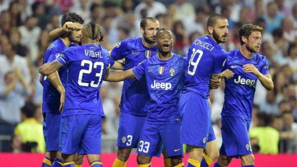 la Juve élimine le Real Madrid et rejoint le Barça en finale !