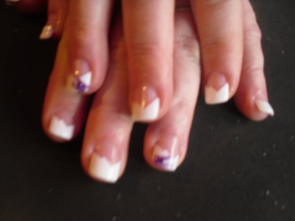 pose d ongle en gel