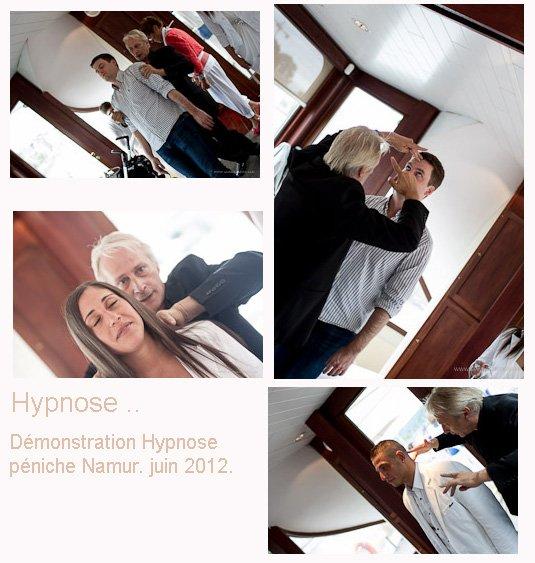 Mentaliste .. Hypnose .. Pickpocket .. Faux serveur ...