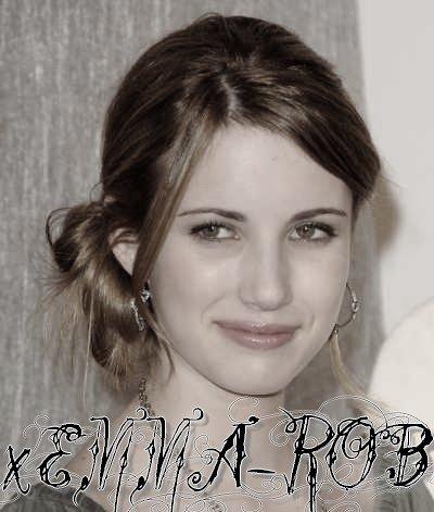 Tu connais Emma Roberts? Non? Eh bien tu vas la découvrir ♥