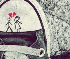 Liebe tut manchmal einfach zu sehr weh..