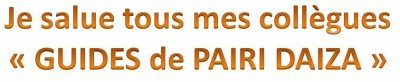 "Blog ""LES ANIMAUX DE PAIRI DAIZA"""