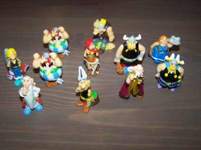 Mes series Asterix