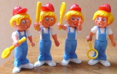 Ma serie mascotte 1986