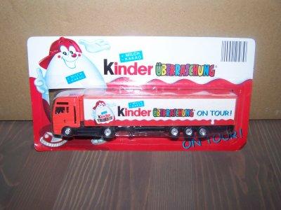 """Mon petit plaisr """" Le camion kinder """""""