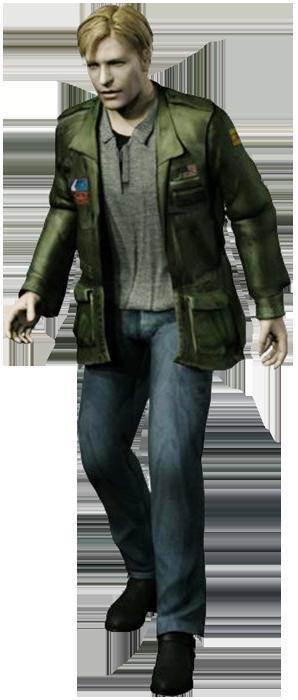 The sexiest man from Silent Hill... JAAAAAMEEEEEEES...SUNDERLAAAAAAAND !!!