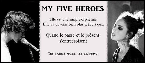 My Five Heroes