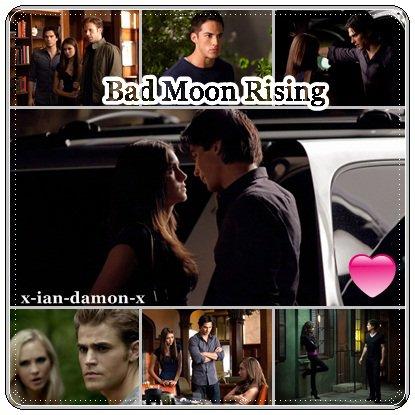 """"""" Où est-elle allée ? Retire la je peux pas l'atteindre Elena. Retire ce foutu truc. Ça fait mal. Cette garce est morte. Observe Moi...."""" <<< Damon épisode 3"""