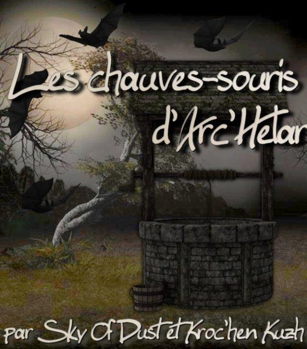 TRENTE-DEUXIEME EPISODE : LES CHAUVES SOURIS D'ARC'HELAR