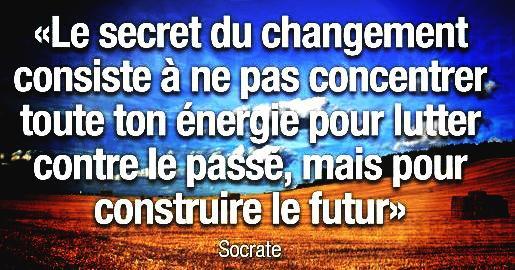 Os n°1 : Antoine Griezmann : Le secret du changement consiste à ne pas concentrer toute ton énergie pour lutter contre le passé, mais pour construire le futur
