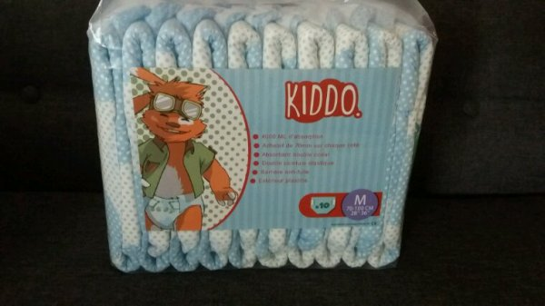 Little paws & kiddo tester et adorer