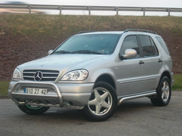 Mercedes ML 320 ess tts opts 130000kms a voir - Class-Auto 69