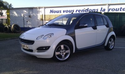 SMART FOR FOUR PASSION 1.5L CDI 95CV AN 05/2006 120.000KMS