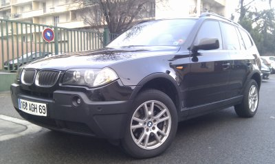 bmw x3 confort anm 2006 145000kms 1 main en superbe etat class auto 69. Black Bedroom Furniture Sets. Home Design Ideas