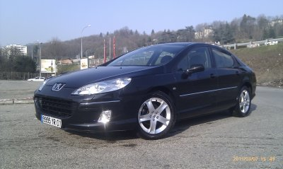 SUPERBE PEUGEOT 407 2L HDI 136CV GRIFFE AN 2005 125000KMS