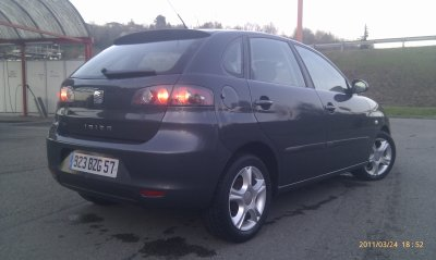 seat ibiza tdi 80cv sport edition an 03 2007 99000kms toute revisee class auto 69. Black Bedroom Furniture Sets. Home Design Ideas