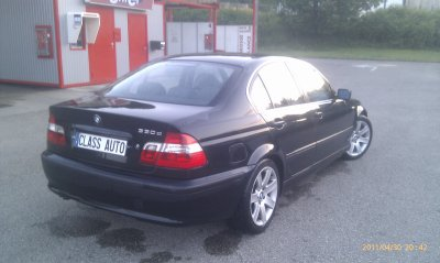 SUPERBE BMW 330D 204CV AN 01/2005 140000KMS PACK BUSINESS