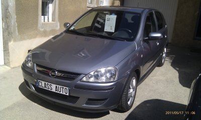 Opel corsa 1.3l cdti cosmo AN 06/2004 90000kms