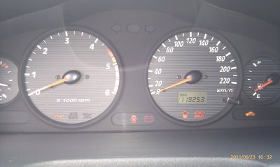 HYUNDAI SANTA FEE 2L CRDI 4WD PACK CONFORT AN 2002 115000KMS    (VENDU LE 14/09/2011)