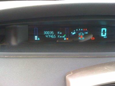 RENAULT SCENIC 2 1.9L DCI 120CV LUXE PRIVILEGE AN 08/2003 118000KMS EN (vendu le 23/07/2011)