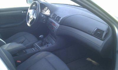 BMW 320D PHASE 2 AN 2004 PACK PREFERENCE AN 12/2003 40000KMS D ORIGINE AU MOTEUR (VENDU LE 01/09/2011)