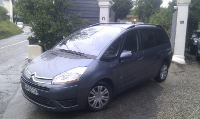 grand c4 picasso hdi 110 pack ambience 110000kms. Black Bedroom Furniture Sets. Home Design Ideas