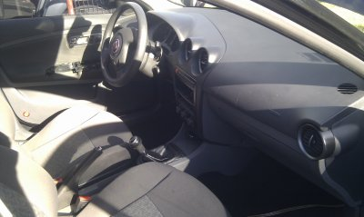 SEAT CORDOBA 1.4L TDI PULSION AN 02/2008 120000KMS (VENDU LE 21/11/2011)