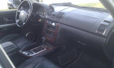 4x4 rexton 270CDI pack luxe an 05/2006 159000kms d origine (VENDU LE 21/01/2012)