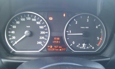 BMW 120D PACK M 163CV AN 2006 130000KMS SUPERBE ETAT (VENDU LE 09/12/2011)