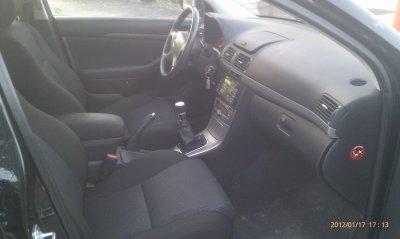 tres belle Toyota avensis d4d 150 cv grand gps tactil an 03/2008 avec 80000kms (VENDU LE 25/02/2012)