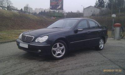 Mercedes C220CDI avangarde AN 05/2002 1700000kms d origine (VENDU LE 13/04/2012)