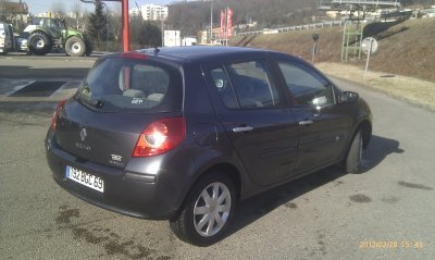 tres belle clio 3 dci 85cv privilege an 09 2006 90000kms vendu le 14 06 2012 class. Black Bedroom Furniture Sets. Home Design Ideas
