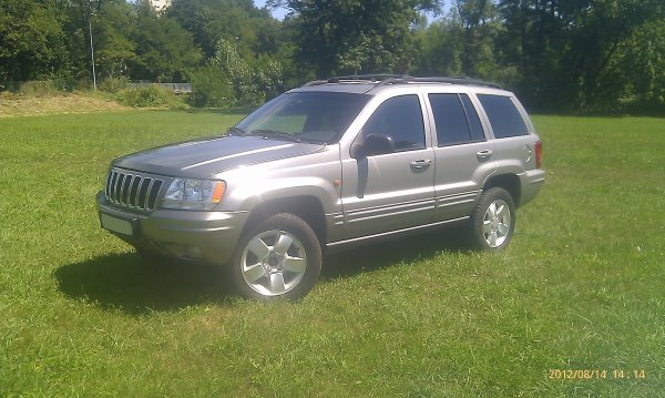 jeep grand cherokee limited td an 11 2001 100000kms d origine vendu le 28 09 2012 class. Black Bedroom Furniture Sets. Home Design Ideas