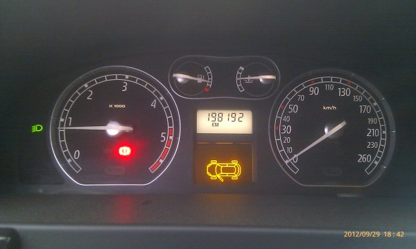 RENAULT Laguna 2 phase 2 dci 120 break privilege an 06/2005 (VENDU LE 02/11/2012)