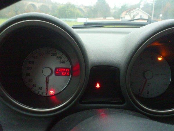 ALFA ROMEO 156 SW CROSSWAGON 4X4 Q4 SÉLECTIVE  AN 08/2005 170000KMS (VENDU LE 07/12/2012)